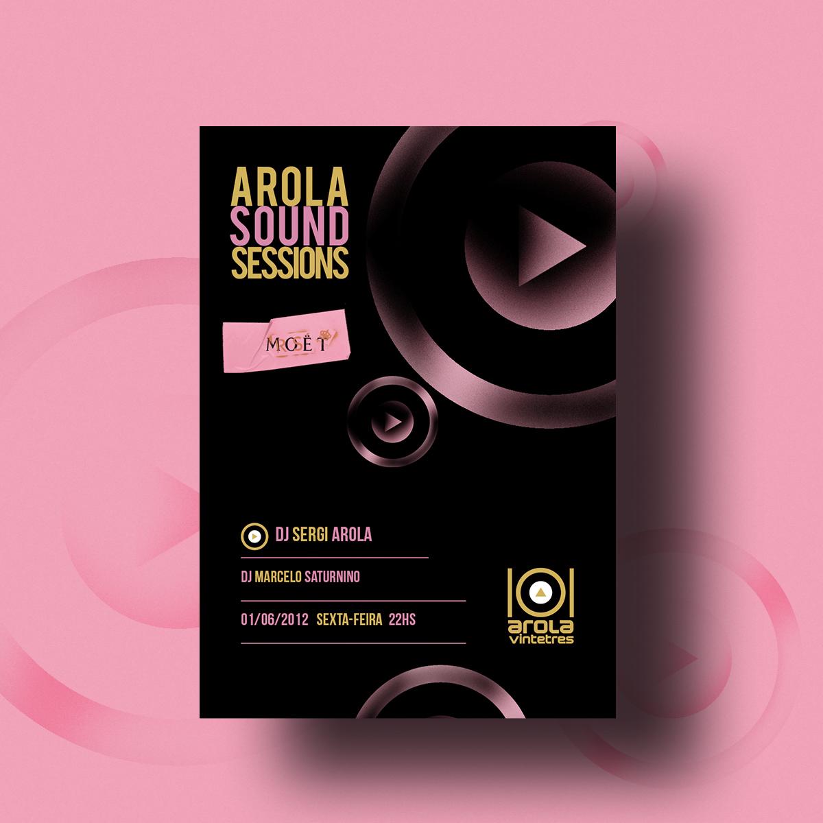 Arola Sound Sessions